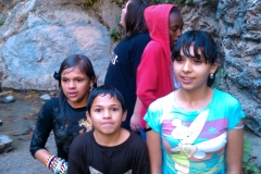 Youth Group Hiking Trip - Eaton Canyon
