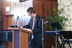 Youth Led Service - 2/17/2013