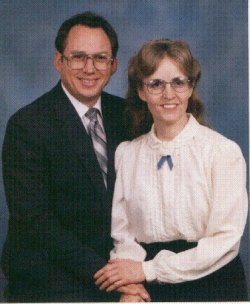 Dr. and Mrs. Gayle Woods