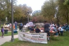 October 16, 2010 Church Picnic