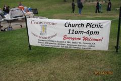 Spring Church Picnic - 05-14-2011